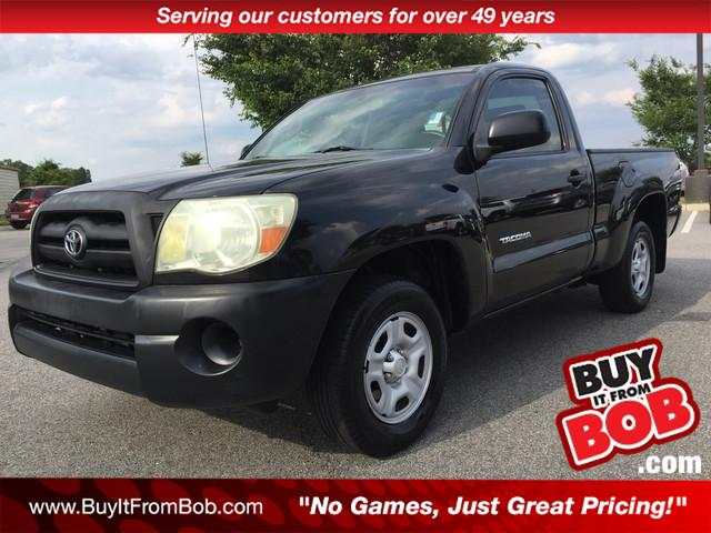 Toyota Tacoma 2WD Reg I4 AT 2007