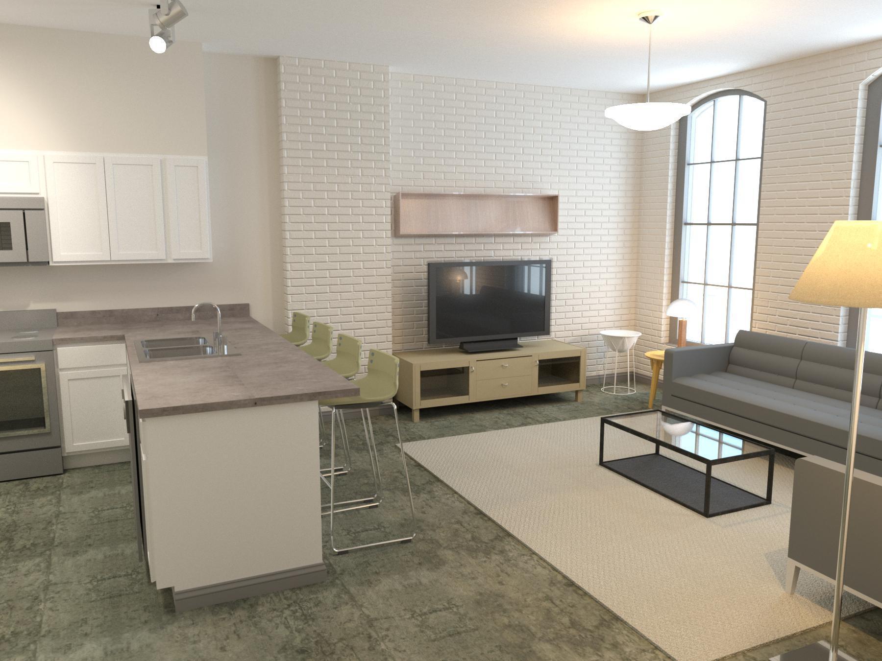 $975 Studio Apartment for rent