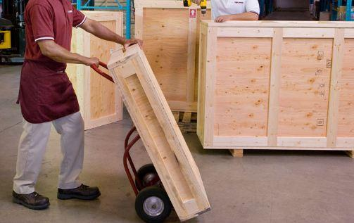 Customized Crating Solutions in Tampa