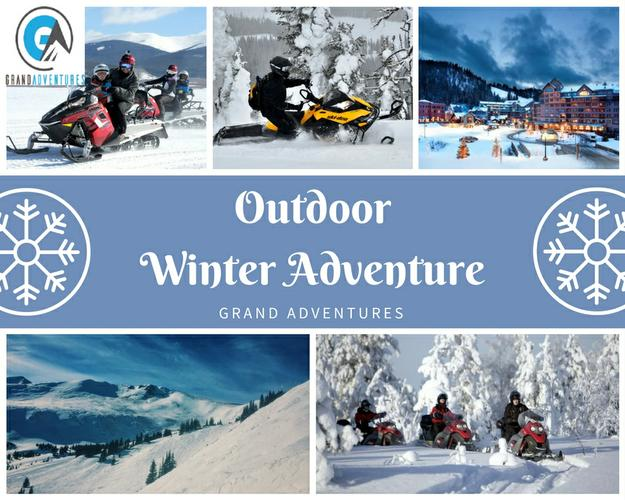 Amazing Colorado Winter Day Trips at Grand Adventures