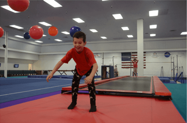 gymnastics classes near me