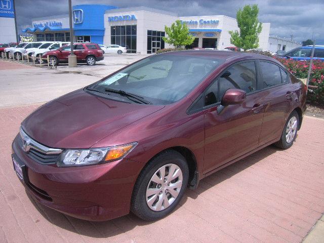 Honda Civic Sdn EX 2012
