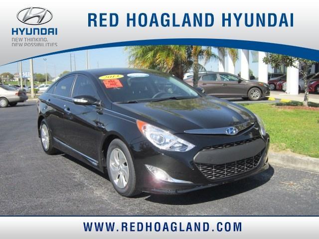 Hyundai Sonata Hybrid 4dr Sdn 2013