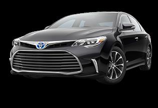 Toyota Avalon Hybrid XLE Premium 2017