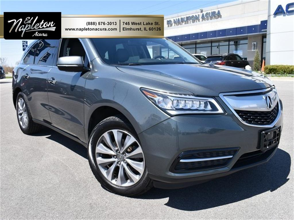 Acura MDX 3.5L Technology Package 2015