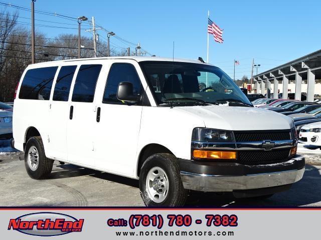 Chevrolet Express Passenger LT 2016
