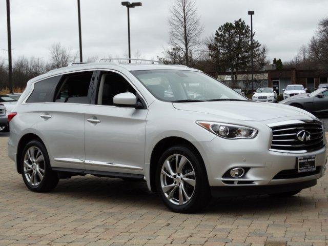 INFINITI JX DELUXE TOURING 2013