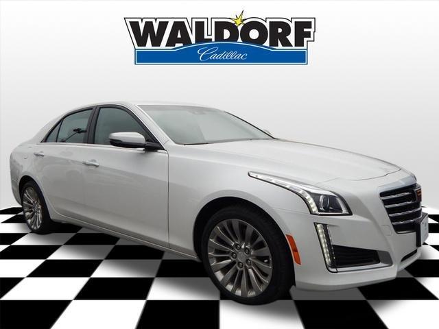 Cadillac CTS Sedan Luxury AWD 2018