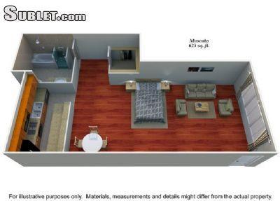 $2032 Studio Apartment for rent