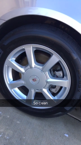 FREE WHEEL AND TIRE CLEANING PLUS GLAZE!