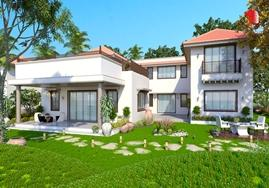 3D Exterior Design Studio & Rendering Services Now  in India USA,UK,UAE,France.