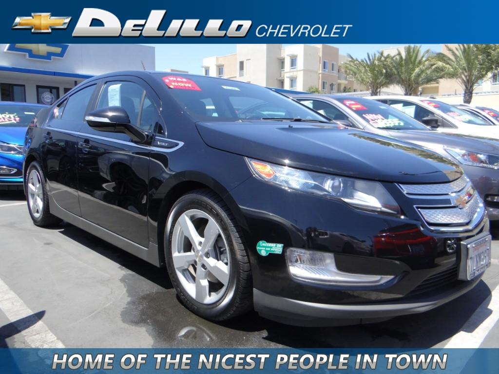 Chevrolet Volt 5dr HB 2015