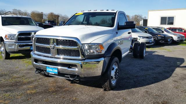 Ram 5500 Chassis Cab REG CAB CHASSIS 2017