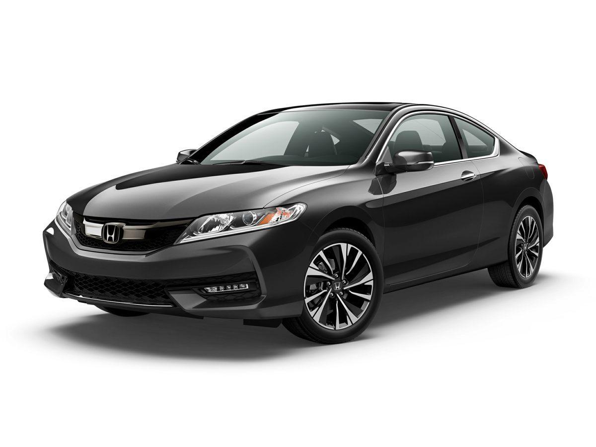 Honda Accord Coupe EX-L 2017