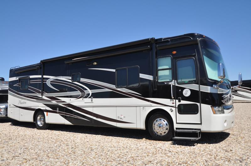 2010 Tiffin Motorhomes Phaeton QTH W/ 4 Slides, King Bed