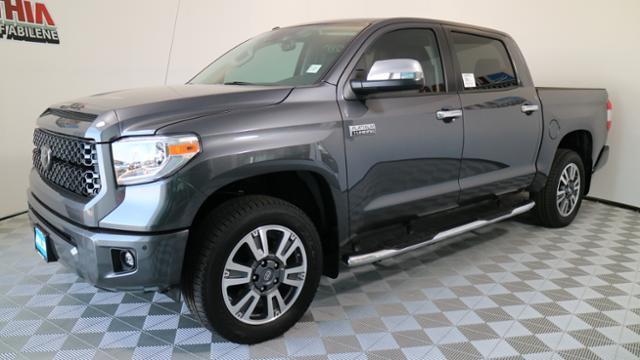 Toyota Tundra 4WD PLATINUM 5.7L V8 W/FFV 2018