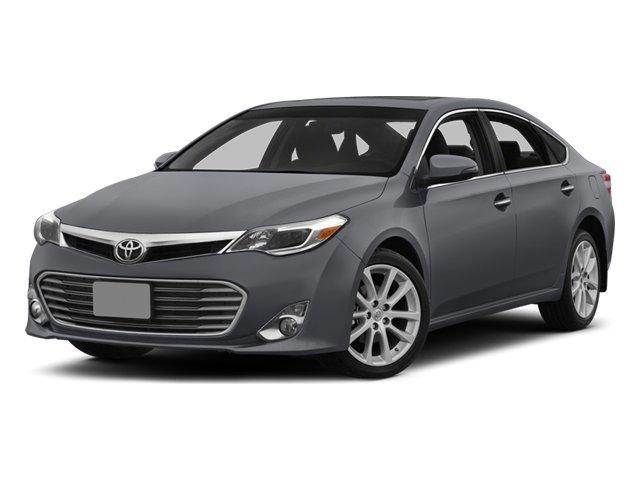 Toyota Avalon XLE Touring 2014