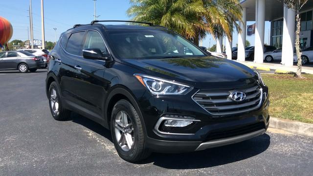 Hyundai Santa Fe Sport 2.4L 2018