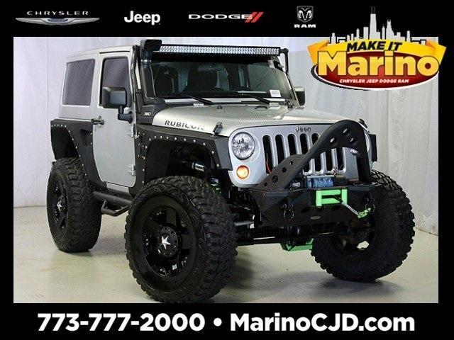 Jeep Wrangler rubicon 2012