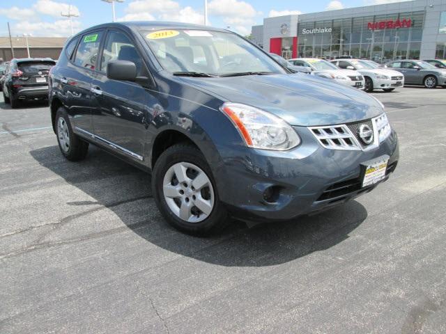Nissan Rogue S 2013