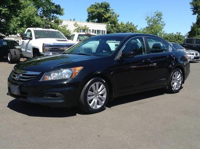 Honda Accord Sdn EX-L 2011