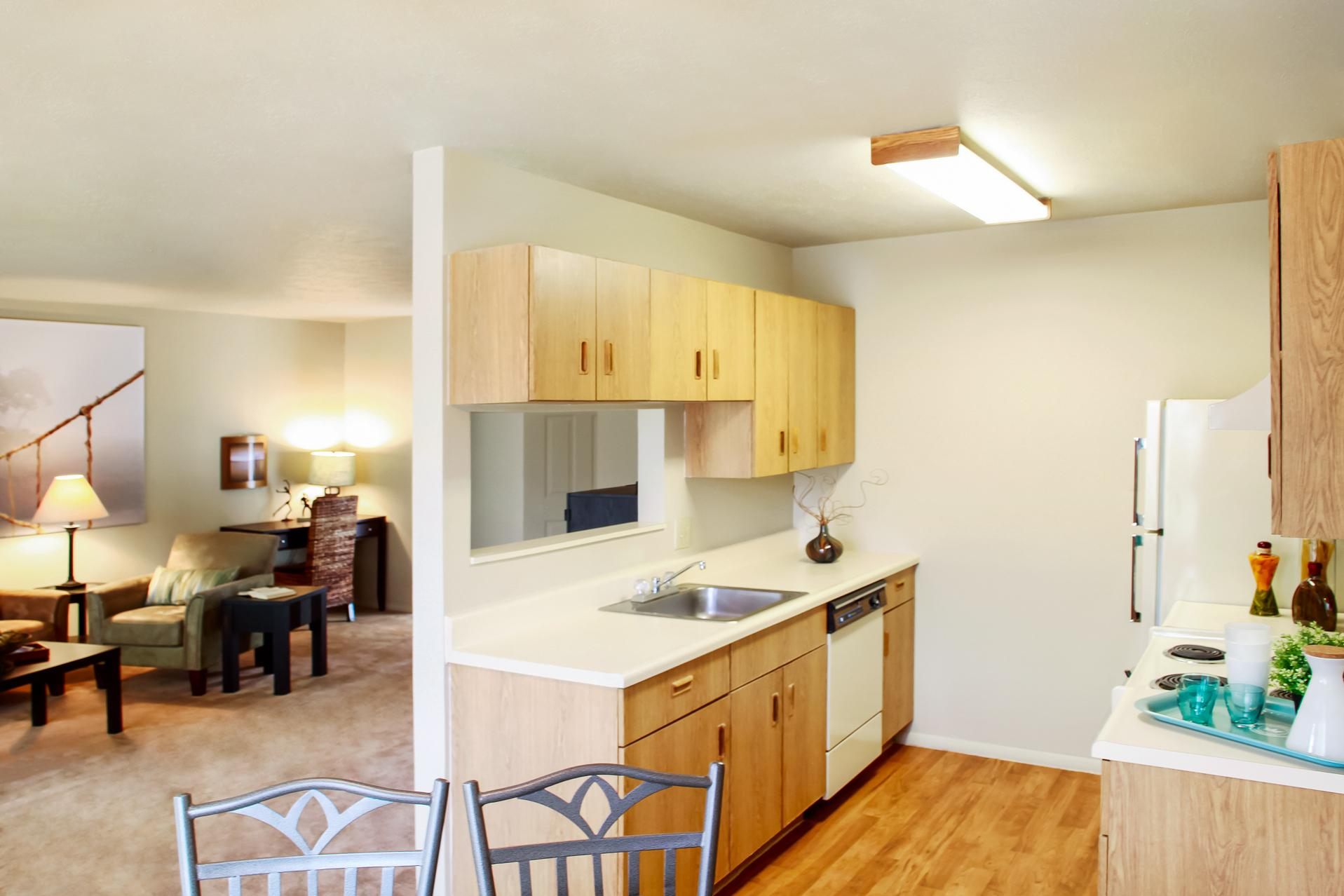 $533 One bedroom Apartment for rent