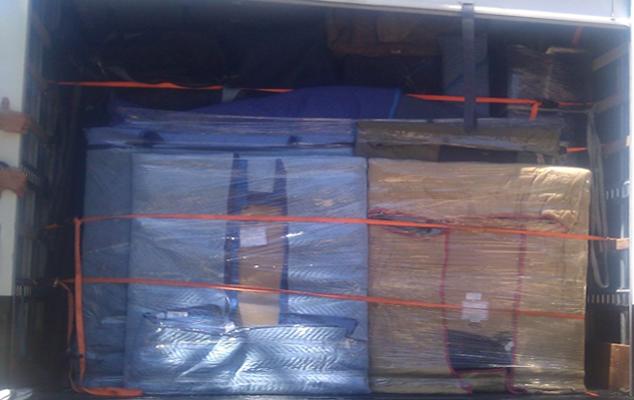 DZ Moving & Storage