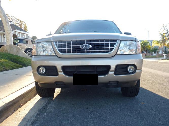 Ford Explorer XLT 2004