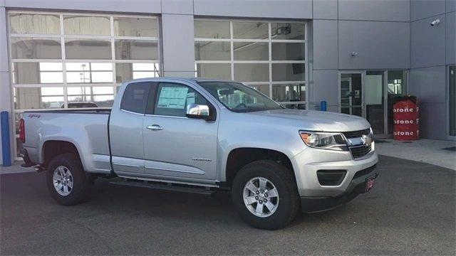 Chevrolet Colorado 4WD WT 2017