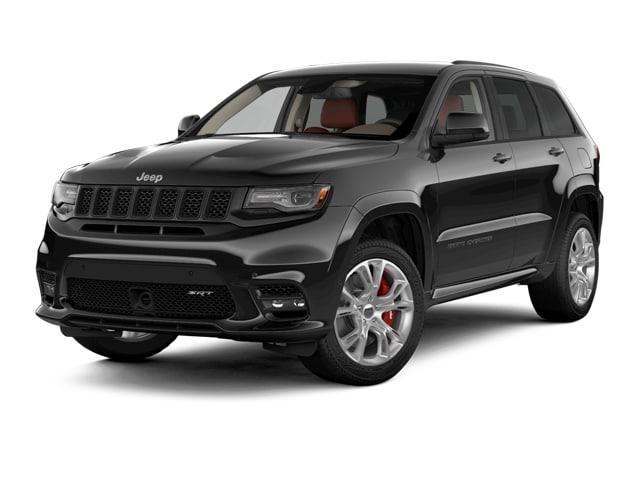 Jeep Grand Cherokee SRT 4x4 2017