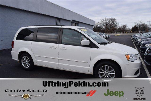 Dodge Grand Caravan SXT 2013