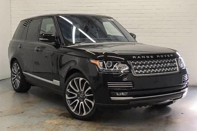 Land Rover Range Rover Autobiography 2017