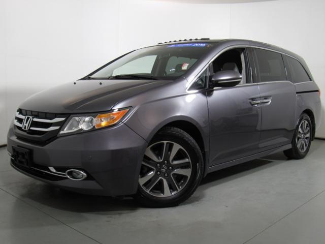 Honda Odyssey 5dr Touring Elite 2016
