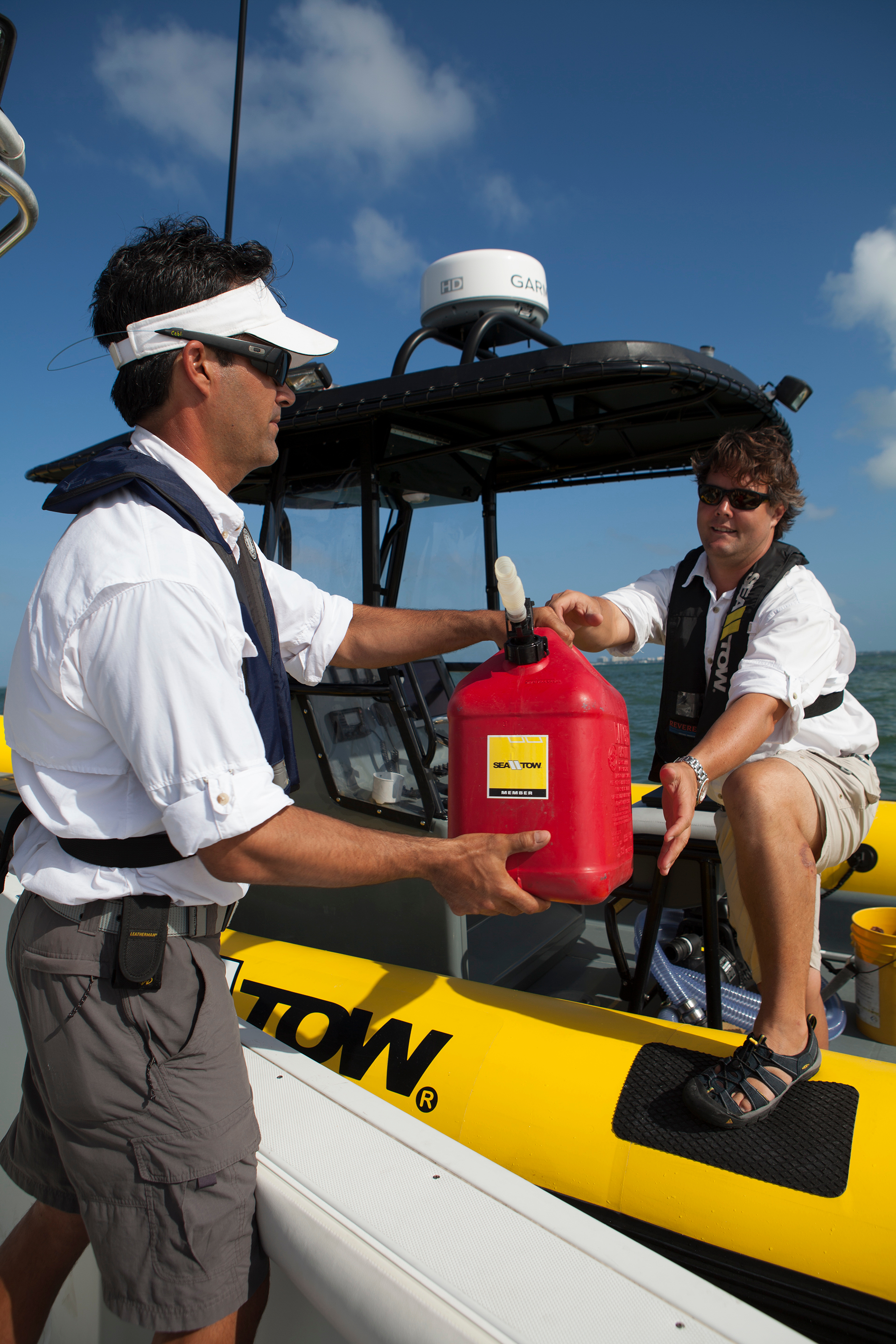 Sea Tow Norman - Wylie