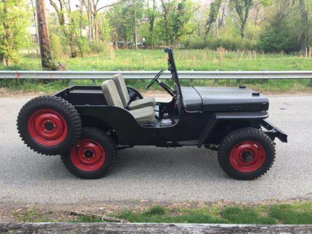 Jeep Cj-5 94703 Miles