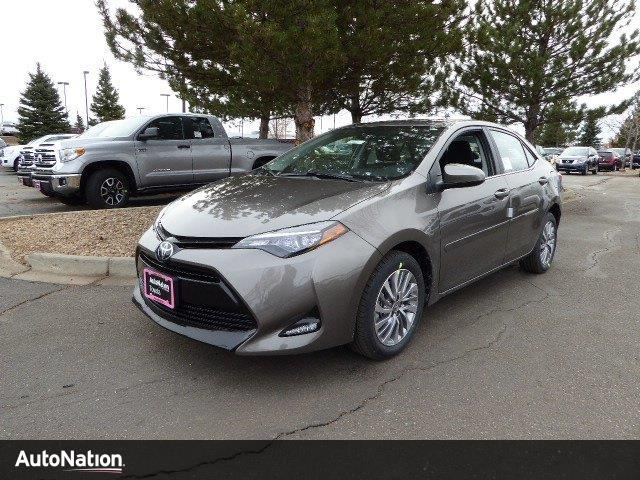 Toyota Corolla LE Eco w/Package 1 2017