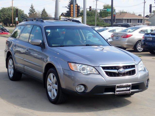 Subaru Outback Ltd 2008