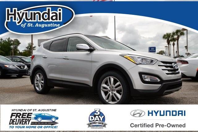 Hyundai Santa Fe Sport 2.0L Turbo 2014