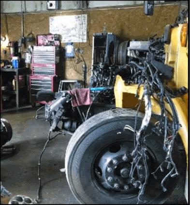 Carl's Truck & Trailer Repair INC