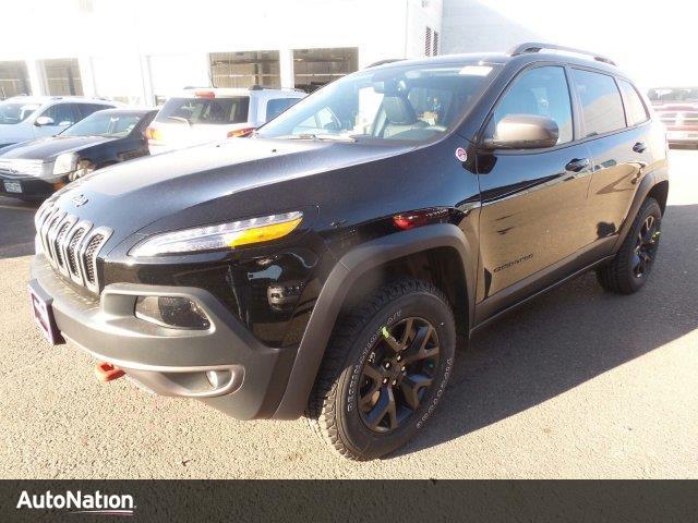 Jeep Cherokee L Plus 2017