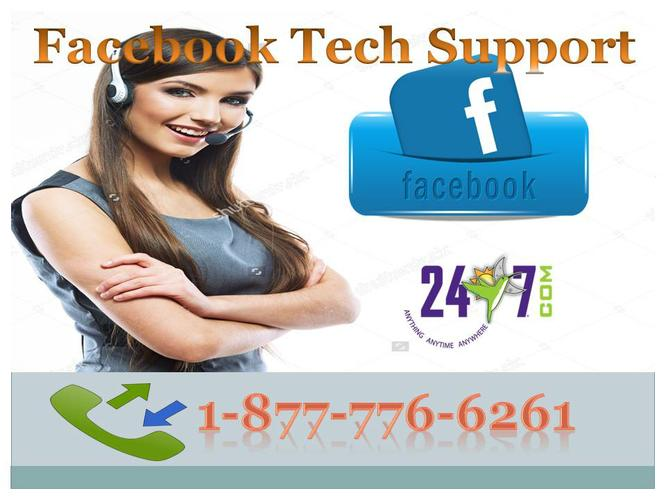 Ring 1-877-776-6261 Facebook Tech Support to Get Rid Of All Your Hiccups