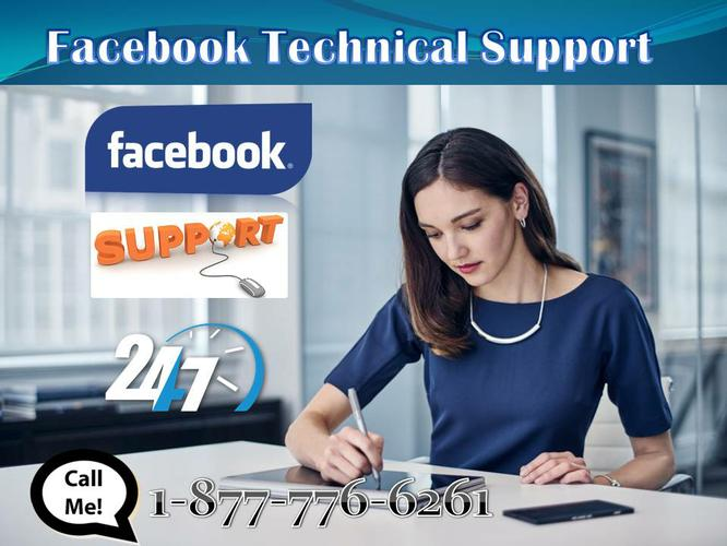 Dial 1-877-776-6261 for Facebook Technical Support Helpline the Shortest Way to Resolve Your Worries