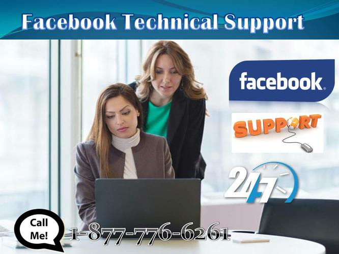 Want Facebook Technical Support Help Call 1-877-776-6261 anytime anywhere!