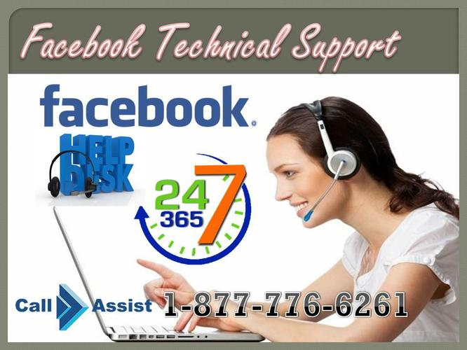 Facebook gave Day and Night Service at 1-877-776-6261 to Facebook Technical Support
