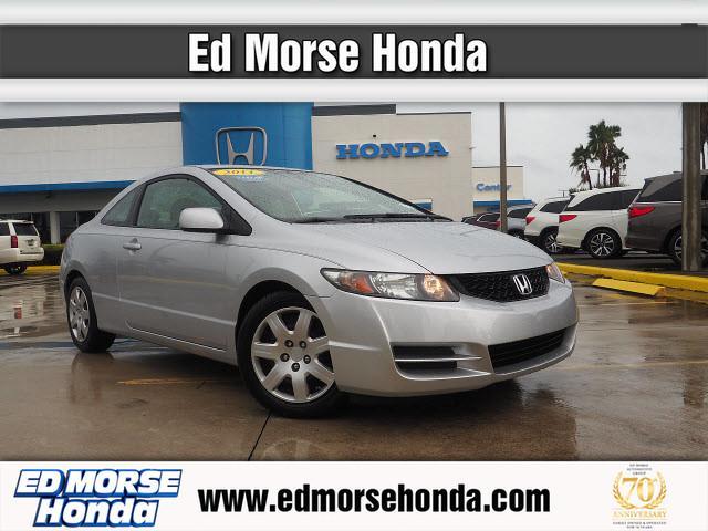 Honda Civic Cpe LX 2011