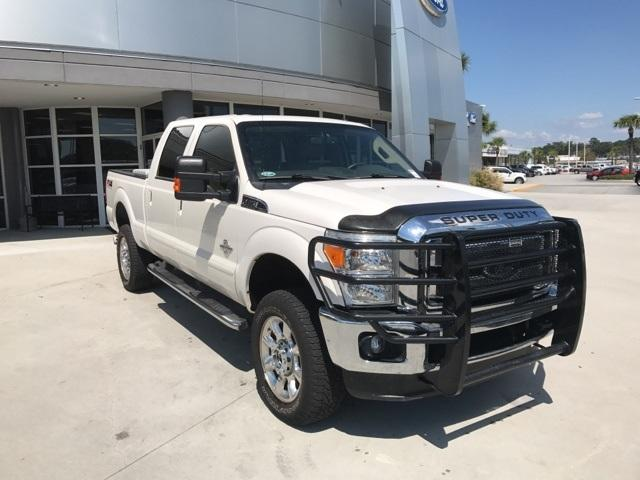 Ford Super Duty F-250 SRW Lariat 2014