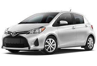Toyota Yaris 5-Door LE 2017