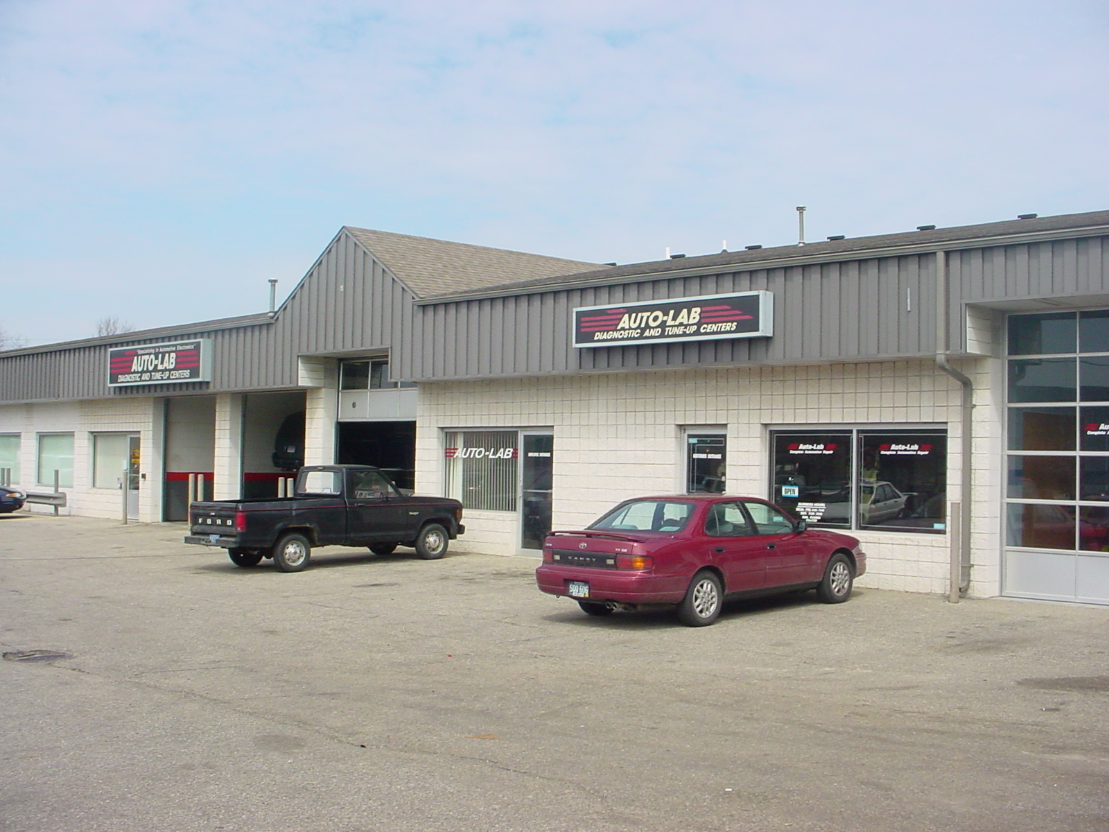 Auto-Lab Lansing Complete Car Care Center