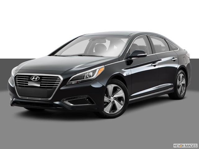 Hyundai Sonata Hybrid Limited 2017