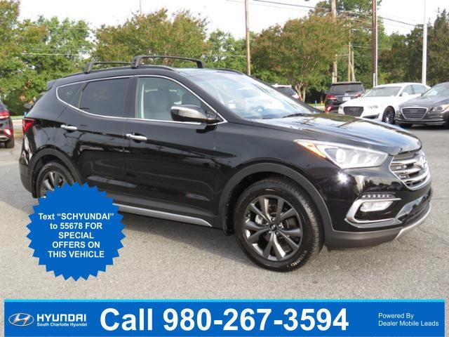 Hyundai Santa Fe Sport 2.0L Turbo Ultimate 2018